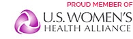 Proud Member of US Women's Health Alliance