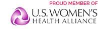 Proud Member of US Women's Health Alliance
