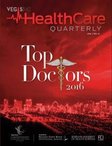 HealthCare Quarterly Top Docs 2016 Cover