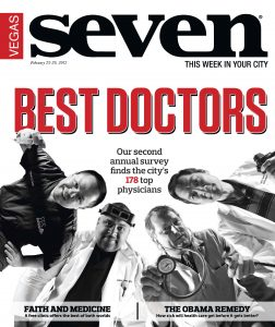 Seven Top Docs 2012 Cover