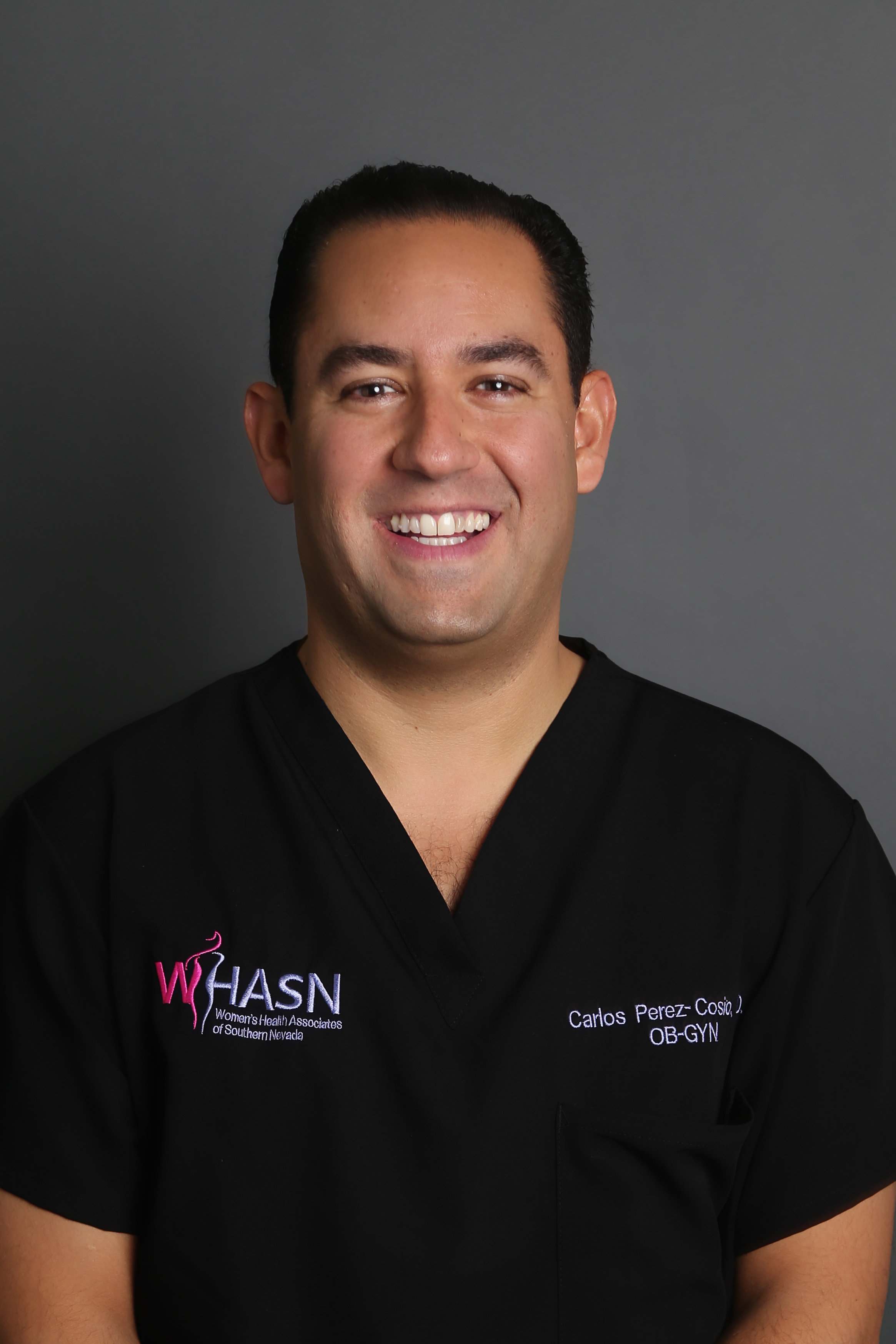 Obstetrician Gynecologist Carlos Perez-Cosio