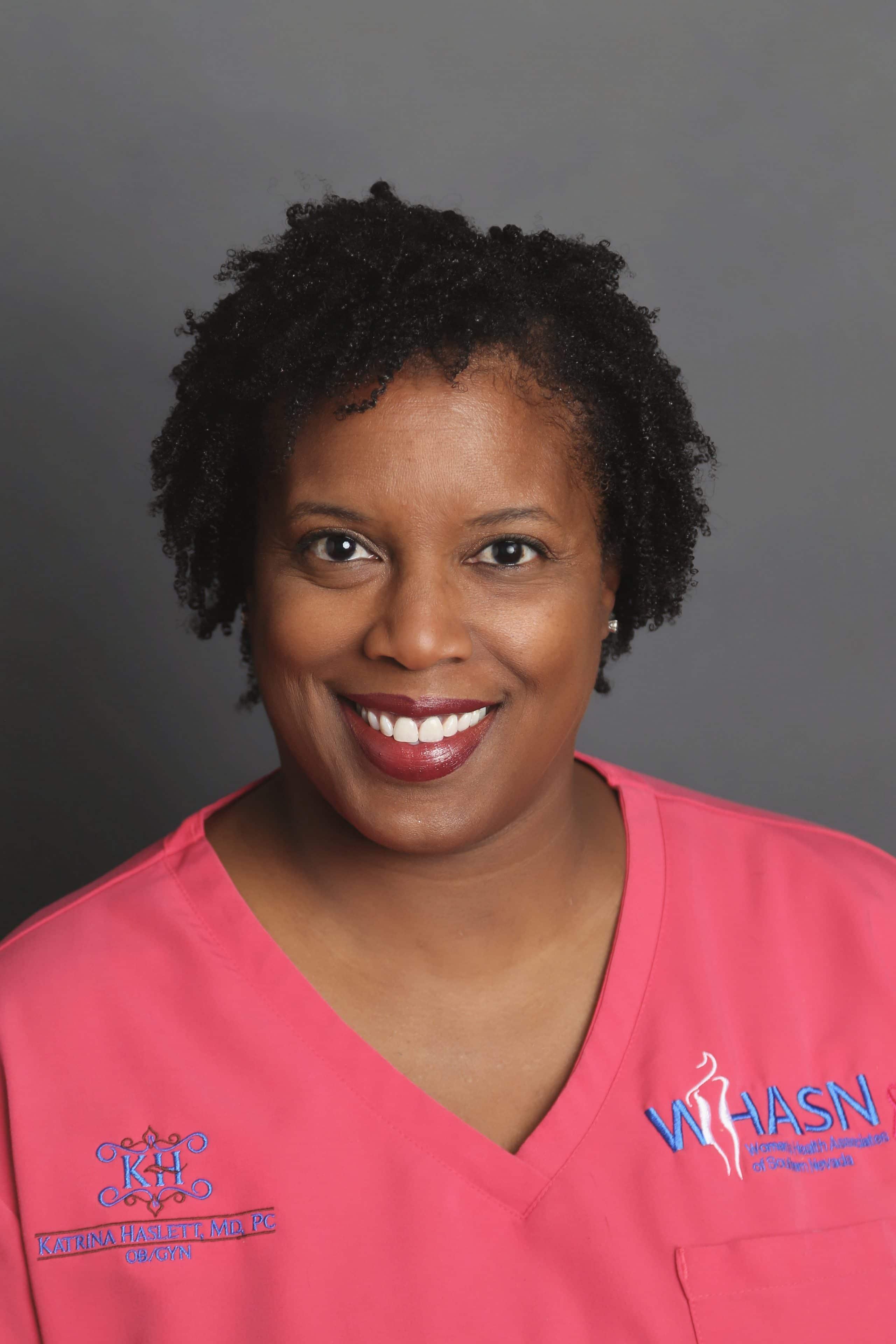 Katrina Haslett, MD, FACOG