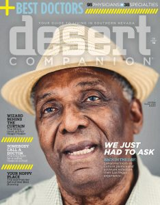 Desert Companion Doctors 2014 Cover