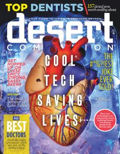 Desert Companion Doctors 2015 Cover