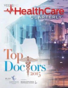 Healthcare Quarterly Top Docs 2015 Cover