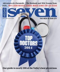 Seven Top Docs 2014 Cover
