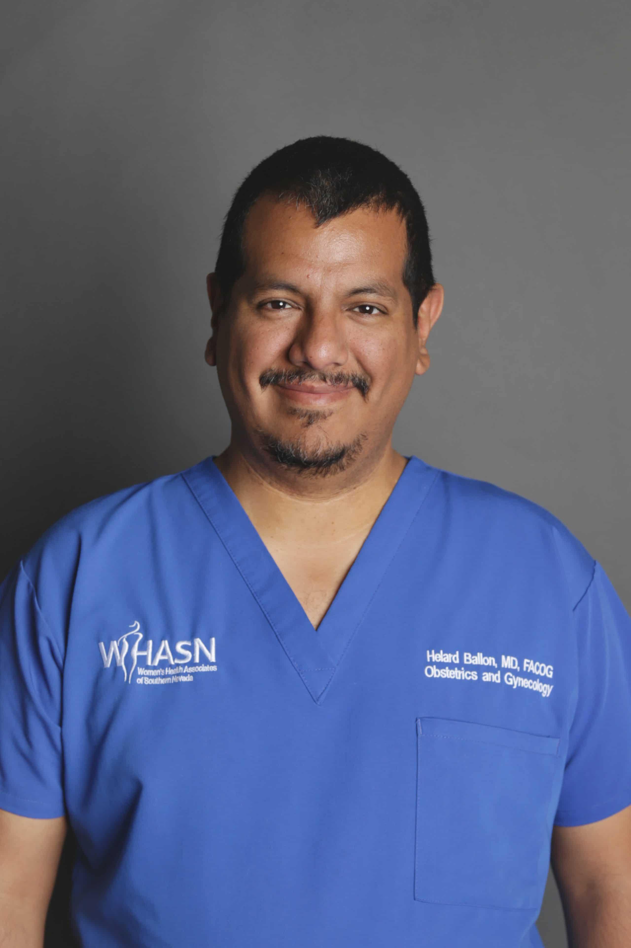 Helard Ballon-Hennings, MD, FACOG WHASN Southwest