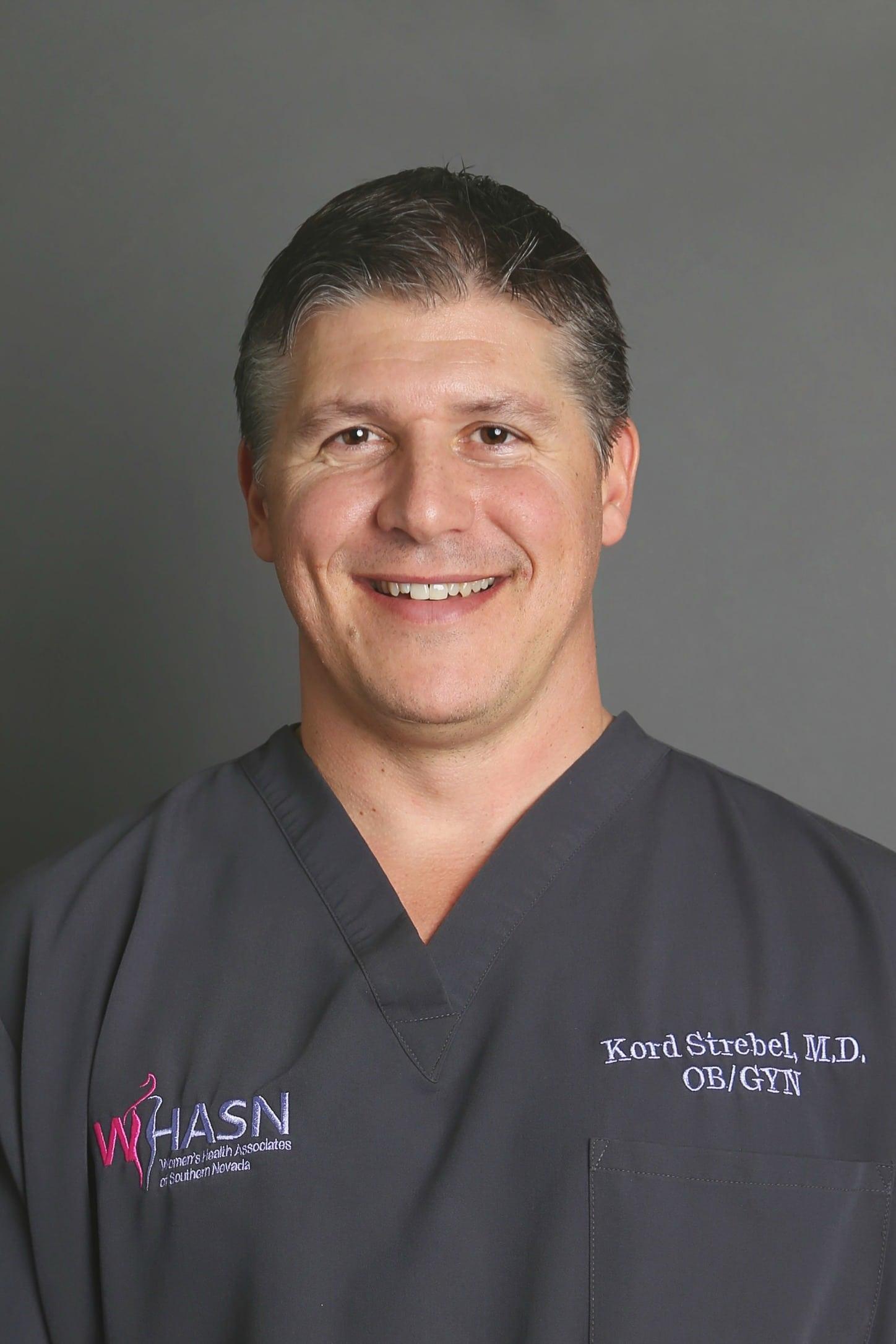 Kord Strebel, MD, FACOG