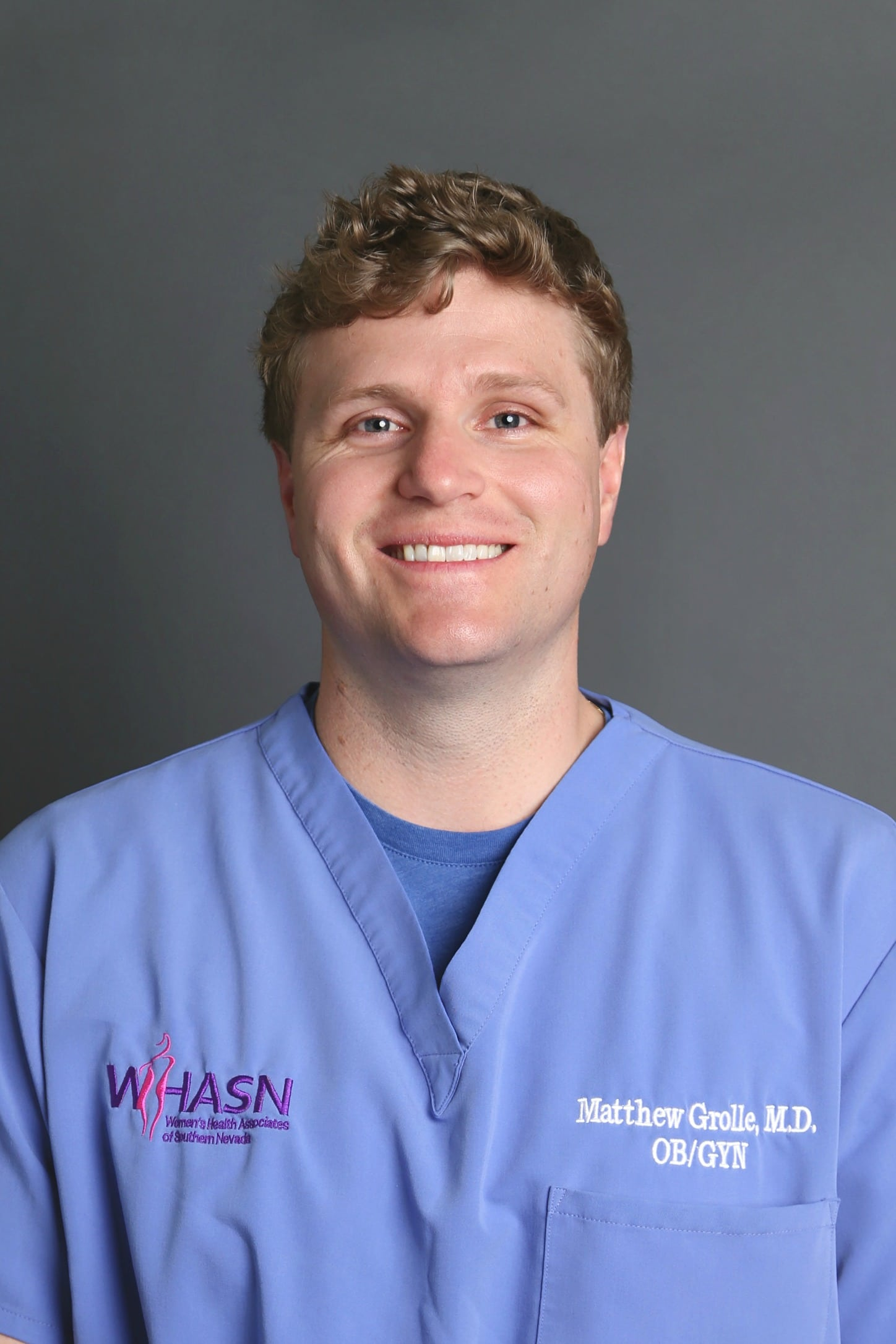 Matthew Grolle, MD, FACOG