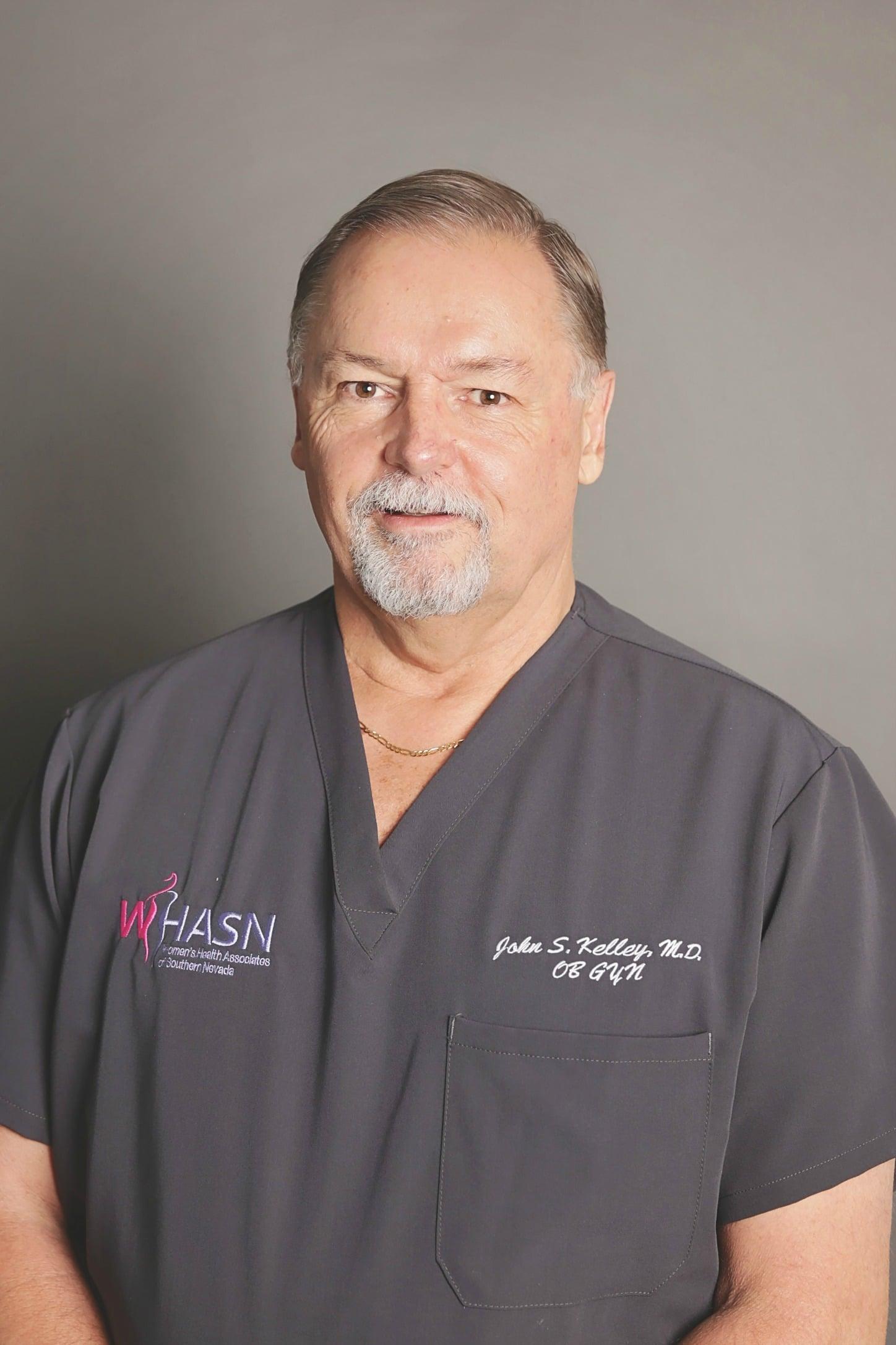 John Kelley, MD, FACOG